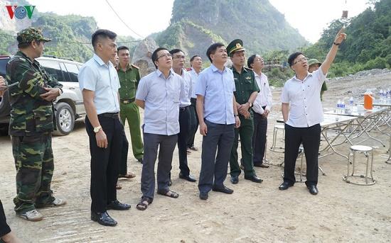 Vụ sập mỏ đá ở Điện Biên: Xác định danh tính 3 nạn nhân - Ảnh 2
