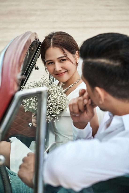 """Lộ diện hình ảnh ông xã """"đại gia"""" của Phanh Lee trong đám cưới - Ảnh 1"""