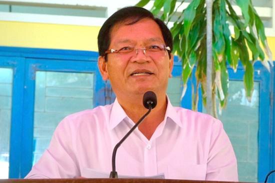 Bí thư và Chủ tịch UBND Quảng Ngãi gửi đơn xin thôi chức vụ - Ảnh 1