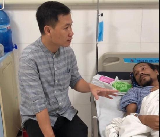 Ca sĩ Hồ Phàm bị bắn trọng thương: Hoàn cảnh gia đình khó khăn, vợ mất vì ung thư - Ảnh 2