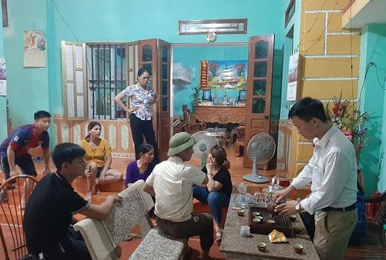 Vụ chồng cầm dao truy sát cả nhà vợ rồi tự tử ở Phú Thọ: Từng chém vợ đứt gân tay - Ảnh 1