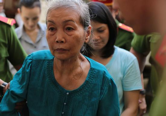Xét xử vụ thi thể giấu trong bê tông ở Bình Dương: Đề nghị tử hình kẻ chủ mưu - Ảnh 2