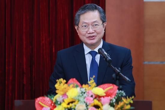 Đại hội Đảng bộ cơ quan Trung ương hội Luật gia Việt Nam lần IV nhiệm kỳ 2020-2025 - Ảnh 1