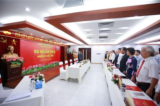Đại hội Đảng bộ cơ quan Trung ương hội Luật gia Việt Nam lần IV nhiệm kỳ 2020-2025 - Ảnh 2