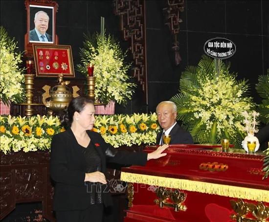 Vĩnh biệt đồng chí Vũ Mão, một cán bộ có nhiều đóng góp cho hoạt động Quốc hội Việt Nam - Ảnh 1