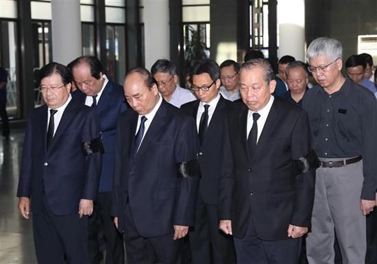 Vĩnh biệt đồng chí Vũ Mão, một cán bộ có nhiều đóng góp cho hoạt động Quốc hội Việt Nam - Ảnh 2