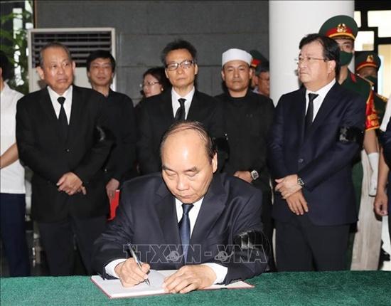 Vĩnh biệt đồng chí Vũ Mão, một cán bộ có nhiều đóng góp cho hoạt động Quốc hội Việt Nam - Ảnh 3