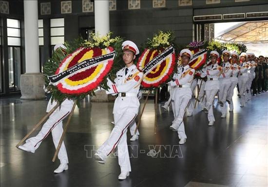 Vĩnh biệt đồng chí Vũ Mão, một cán bộ có nhiều đóng góp cho hoạt động Quốc hội Việt Nam - Ảnh 6