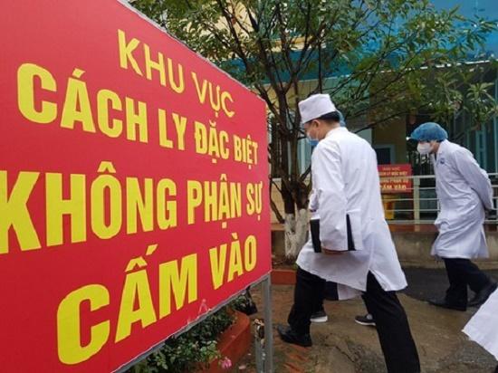 8 chuyên gia đến từ Nga dương tính với SARS-CoV-2, Việt Nam có 381 ca bệnh - Ảnh 1