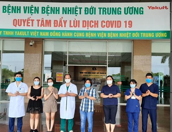 Thêm 4 nữ bệnh nhân khỏi bệnh, Việt Nam có 340 ca khỏi COVID-19 - Ảnh 1