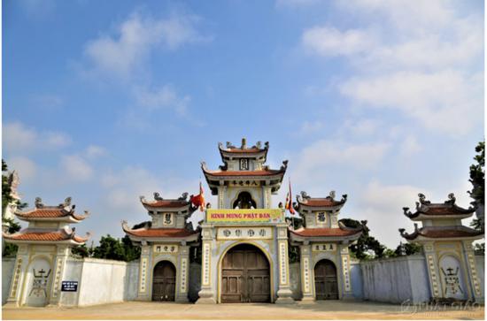 Cảnh sắc cổ kính bên trong Viên Minh tự - nơi Chủ tịch tập đoàn Tôn Hoa Sen quy y Tam bảo - Ảnh 1