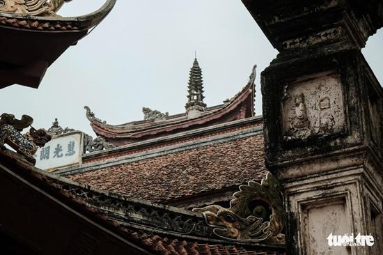 Cảnh sắc cổ kính bên trong Viên Minh tự - nơi Chủ tịch tập đoàn Tôn Hoa Sen quy y Tam bảo - Ảnh 13