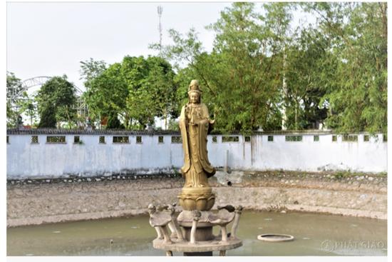 Cảnh sắc cổ kính bên trong Viên Minh tự - nơi Chủ tịch tập đoàn Tôn Hoa Sen quy y Tam bảo - Ảnh 5
