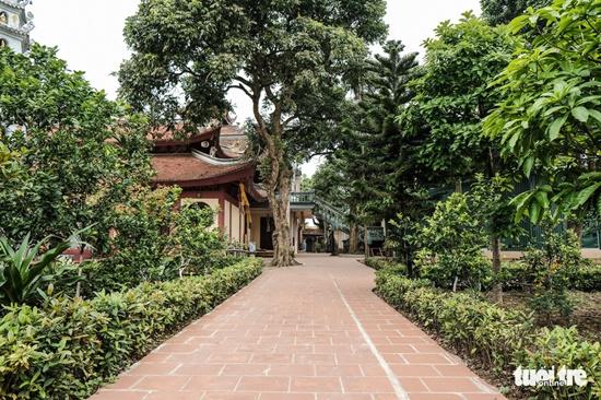 Cảnh sắc cổ kính bên trong Viên Minh tự - nơi Chủ tịch tập đoàn Tôn Hoa Sen quy y Tam bảo - Ảnh 7