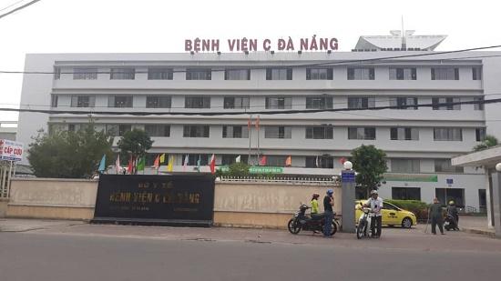 Nóng: Phát hiện ca nghi nhiễm Covid-19, bệnh viện C Đà Nẵng bị khoanh vùng giám sát - Ảnh 1