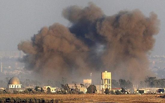 """Tình hình chiến sự Syria mới nhất ngày 26/7: Căn cứ Syria hứng """"bão lửa"""" sau khi bắn pháo sang phía Israel - Ảnh 1"""