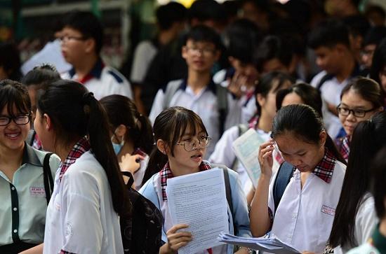 Hơn 49% thí sinh có điểm tiếng Anh thi vào lớp 10 dưới 5 tại TP.HCM: Sở GD&ĐT nói gì? - Ảnh 1