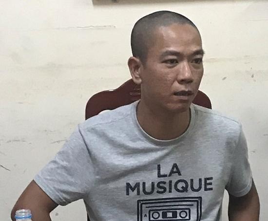 Vụ nổ súng, cướp ngân hàng BIDV ở Hà Nội: Bắt giữ 2 nghi phạm gây án - Ảnh 2