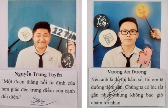 """""""Mở rộng tầm mắt"""" với bộ ảnh kỷ yếu """"chẳng giống ai"""" nhưng lại siêu tiết kiệm của học sinh Quảng Ninh - Ảnh 5"""