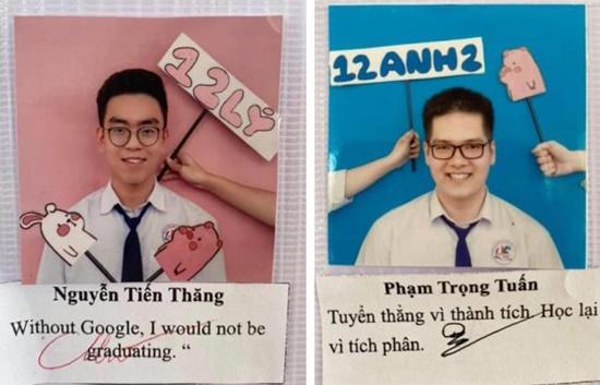 """""""Mở rộng tầm mắt"""" với bộ ảnh kỷ yếu """"chẳng giống ai"""" nhưng lại siêu tiết kiệm của học sinh Quảng Ninh - Ảnh 6"""