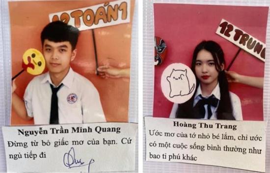 """""""Mở rộng tầm mắt"""" với bộ ảnh kỷ yếu """"chẳng giống ai"""" nhưng lại siêu tiết kiệm của học sinh Quảng Ninh - Ảnh 7"""