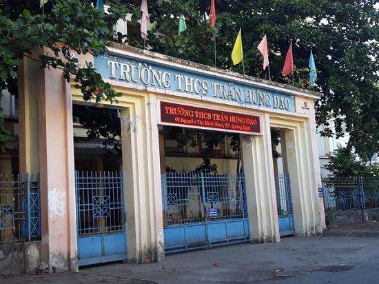 Vụ lộ đề thi học kỳ môn Vật lý ở Quảng Ngãi: Phòng GD&ĐT thành lập đoàn kiểm tra - Ảnh 1