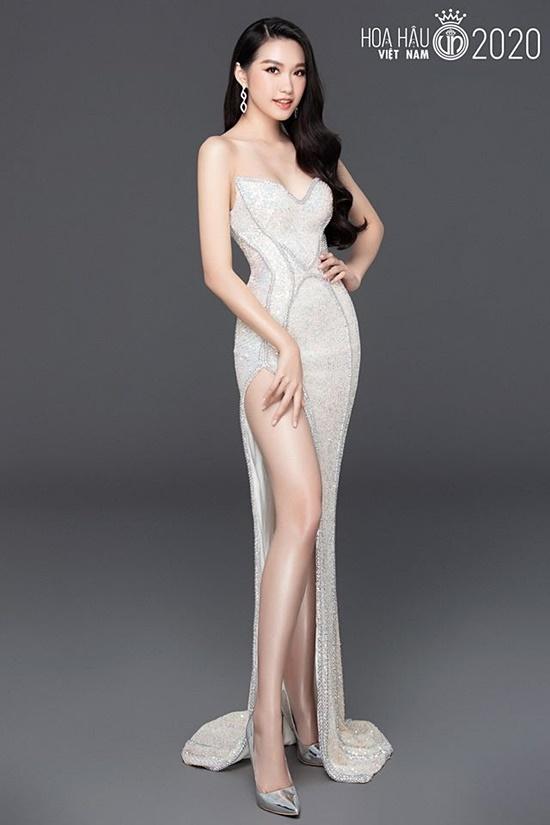 Nữ sinh đại học quốc gia thi Hoa hậu Việt Nam, nhìn xuống cái tên nhiều giám khảo phải