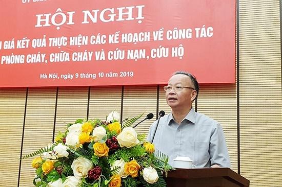 Ông Nguyễn Văn Sửu thay ông Nguyễn Đức Chung điều hành UBND TP.Hà Nội - Ảnh 1
