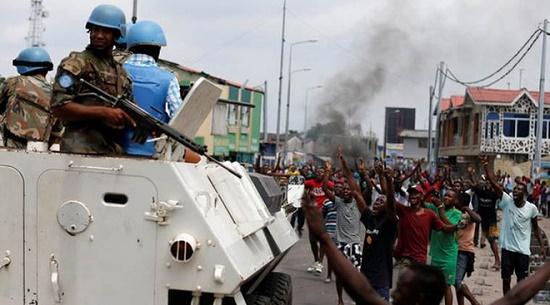 Xả súng kinh hoàng trong lúc say xỉn, lính Congo khiến ít nhất 13 người chết - Ảnh 1
