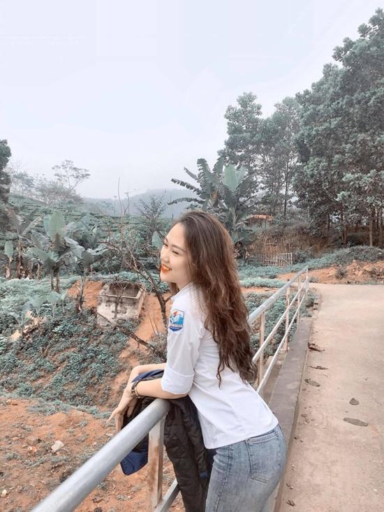 Nhan sắc đẹp đến nao lòng không thua kém gì đàn chị của nữ sinh nhỏ tuổi nhất Hoa hậu Việt Nam 2020 - Ảnh 7