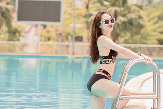 Nhan sắc đẹp đến nao lòng không thua kém gì đàn chị của nữ sinh nhỏ tuổi nhất Hoa hậu Việt Nam 2020 - Ảnh 8