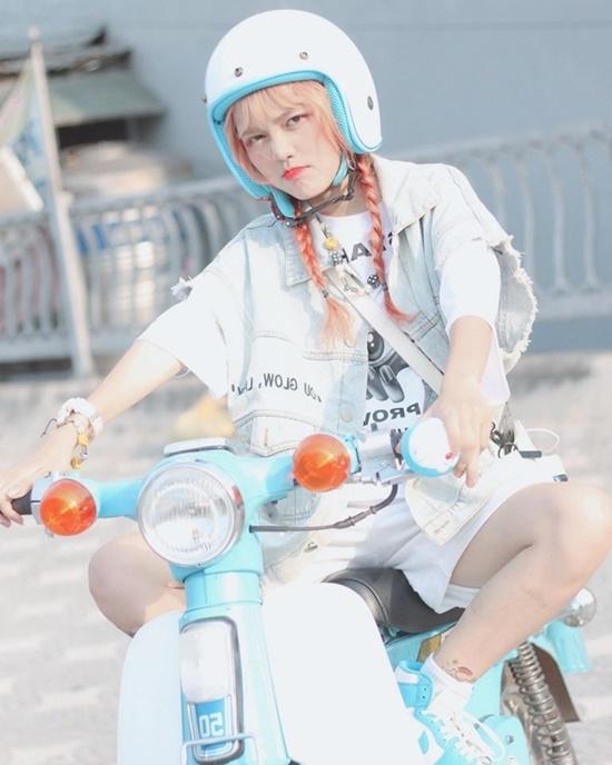 """Nữ sinh Hà Nội nhan sắc """"vạn người mê"""", sở hữu lượt theo dõi """"khủng"""" trên Tik Tok nhờ thứ quen thuộc này - Ảnh 1"""