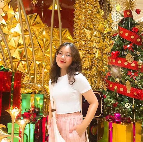 """Nữ sinh Hà Nội nhan sắc """"vạn người mê"""", sở hữu lượt theo dõi """"khủng"""" trên Tik Tok nhờ thứ quen thuộc này - Ảnh 7"""