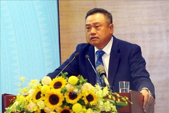 Ông Trần Sỹ Thanh được bầu làm Bí thư Đảng ủy Văn phòng Quốc hội - Ảnh 1