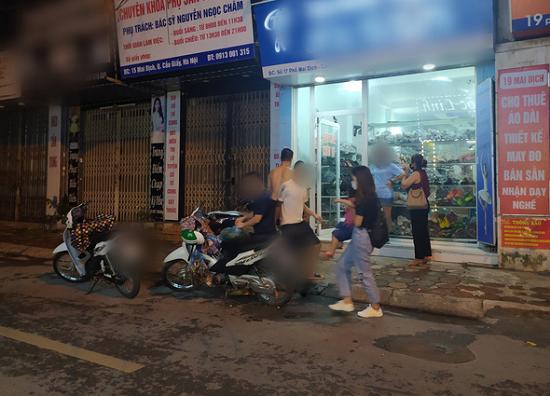 Vụ thai phụ 15 tuần tử vong ở phòng khám tư tại Hà Nội: Người dân tiết lộ bất ngờ về ông chủ phòng khám - Ảnh 1