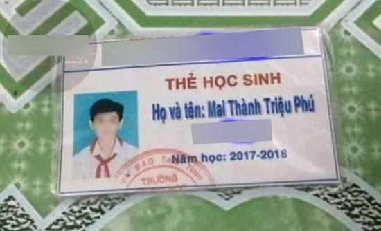 Nam sinh bỗng nổi rần rần từ ảnh thẻ nhưng bất ngờ lại nằm ở cái tên vừa đọc lên đã thấy tương lai giàu có - Ảnh 1