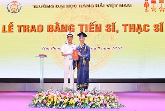 Những đề tài luận án tiến sĩ của trường đại học Hàng hải Việt Nam - Ảnh 1