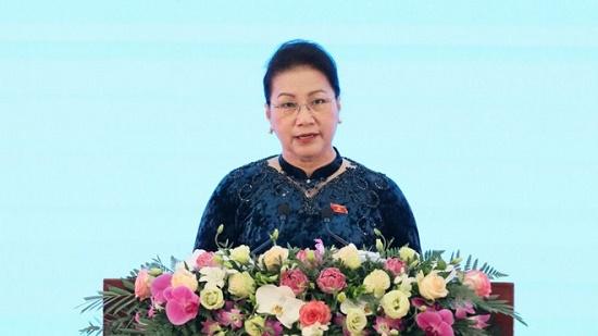 Tổng bí thư, Chủ tịch nước phát biểu trực tuyến tại Đại hội đồng AIPA 41 - Ảnh 1