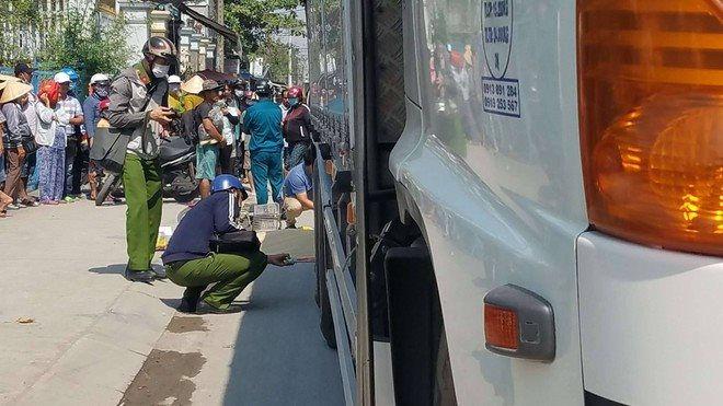 Va chạm kinh hoàng với xe tải, nữ sinh tử vong thương tâm trên đường đi học về - Ảnh 1