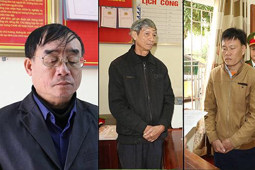 Khởi tố 2 cựu chủ tịch xã cùng thuộc cấp vì khai khống hồ sơ lấy tiền hỗ trợ lũ lụt - Ảnh 1