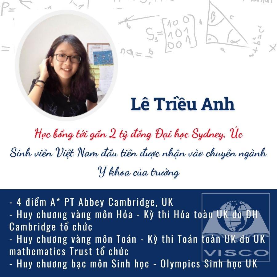 Chân dung nữ sinh Việt đầu tiên nhận học bổng trường y danh tiếng nhất xứ sở chuột túi - Ảnh 1