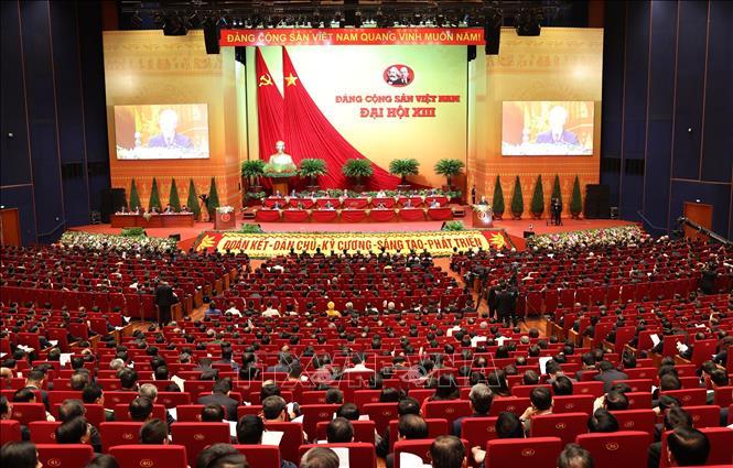 Toàn văn Báo cáo của Ban Chấp hành Trung ương Đảng khóa XII về các văn kiện trình Đại hội XIII - Ảnh 2