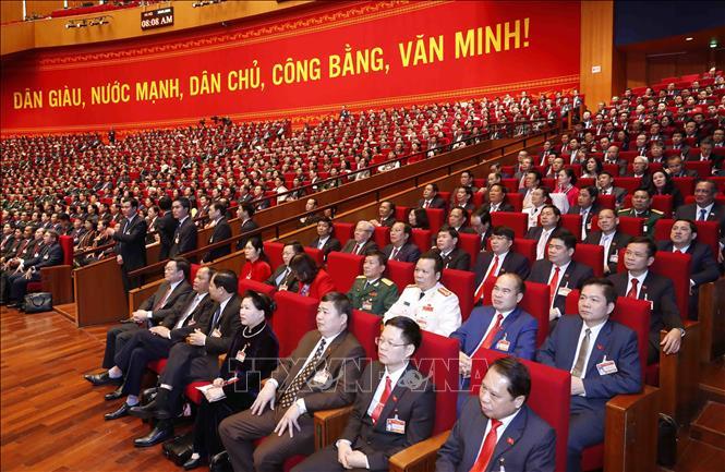 Toàn văn Báo cáo của Ban Chấp hành Trung ương Đảng khóa XII về các văn kiện trình Đại hội XIII - Ảnh 4