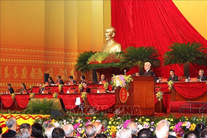 Toàn văn Báo cáo của Ban Chấp hành Trung ương Đảng khóa XII về các văn kiện trình Đại hội XIII - Ảnh 5
