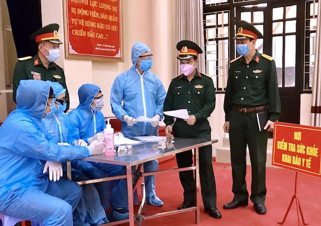 Bắc Ninh có một trường hợp dương tính với COVID-19 - Ảnh 1