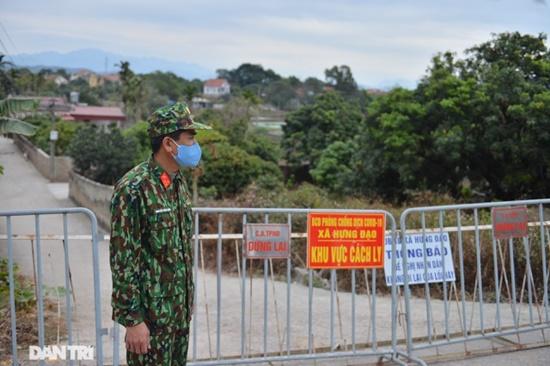 Cận cảnh 13 chốt kiểm soát khu dân cư ở Hải Dương xuất hiện ca COVID-19 - Ảnh 6