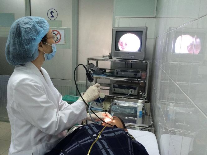 BN 1611 từng đến bệnh viện Tai mũi họng Trung ương, bộ Y tế yêu cầu ứng phó khẩn cấp - Ảnh 1
