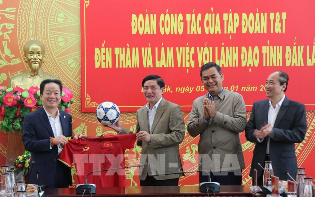 Tập đoàn T&T đầu tư nhiều dự án lớn tại Đắk Lắk - Ảnh 2