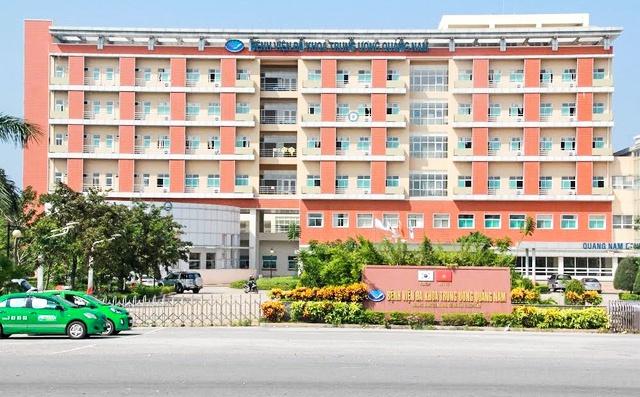 Vì sao trưởng khoa và 2 điều dưỡng bệnh viện Đa khoa Trung ương Quảng Nam bị bắt? - Ảnh 1