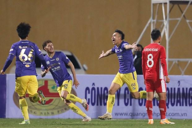 """Hà Nội FC vô địch Siêu Cup Quốc gia sau khi đánh bại Viettel ở """"derby Thủ đô"""" - Ảnh 2"""